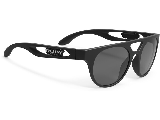 Rudy Project Fiftyone Glasses Matte Black/Smoke Black